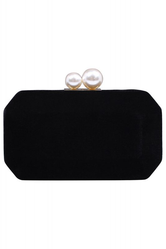 Click to Buy Carvela Velvet Clutch Bag