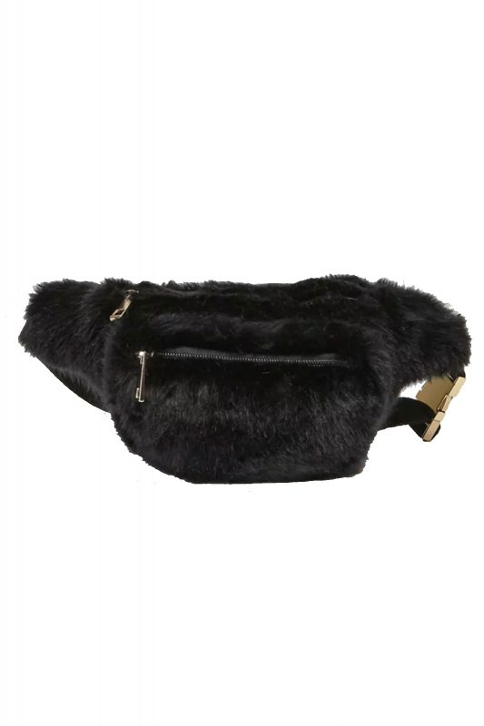 Click to Buy Forever-21-Faux-Fur-Fanny-Pack
