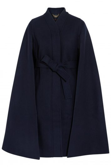 Click to Buy J. Crew Navy Cape