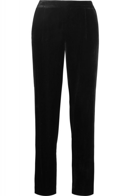 Click to Buy LK-Bennett-Velvet-Trousers