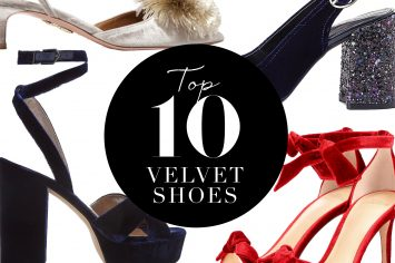 Click to Buy Velvet Shoes