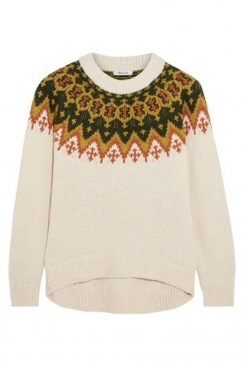 Click to Buy Madewell Fairisle Jumper
