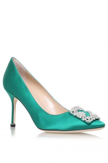 Click to Buy Manolo-Blahnik-Hangisi-Pump