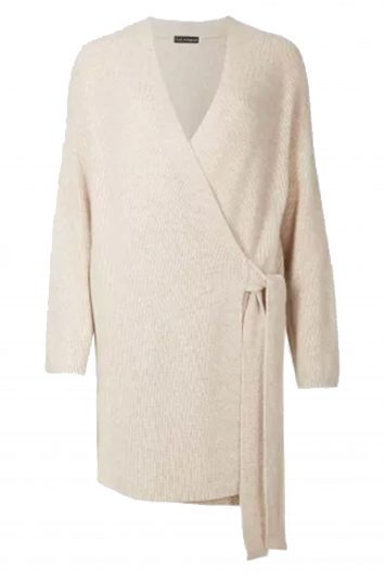 Click to Buy Marks-and-Spencer-Cashmere-Cardigan
