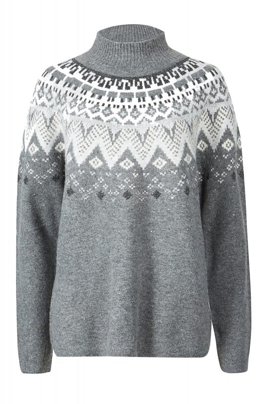 Click to Buy Marks and Spencer Fairisle Jumper