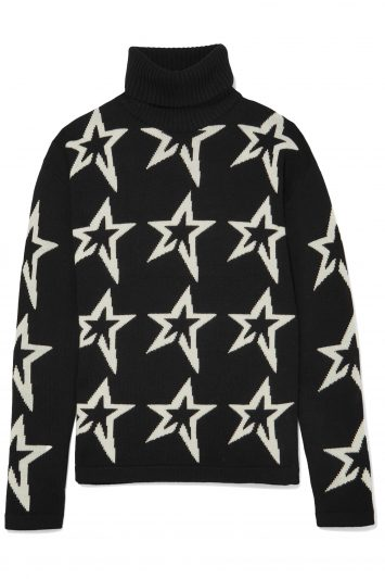 Click to Buy Perfect-Moment-Stardust-Sweater-Black