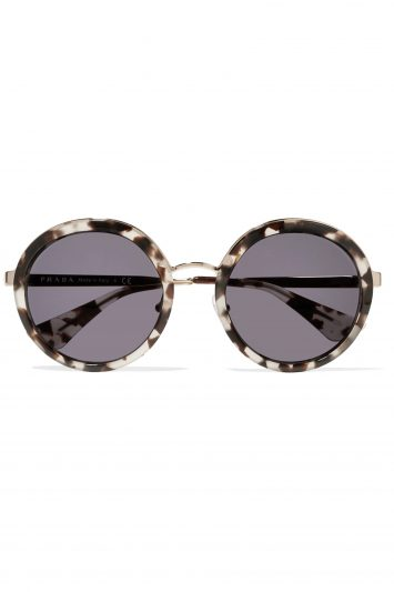 Click to Buy Prada-Round-Sunglasses