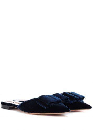 Click to Buy Rochas-Velvet-Slides