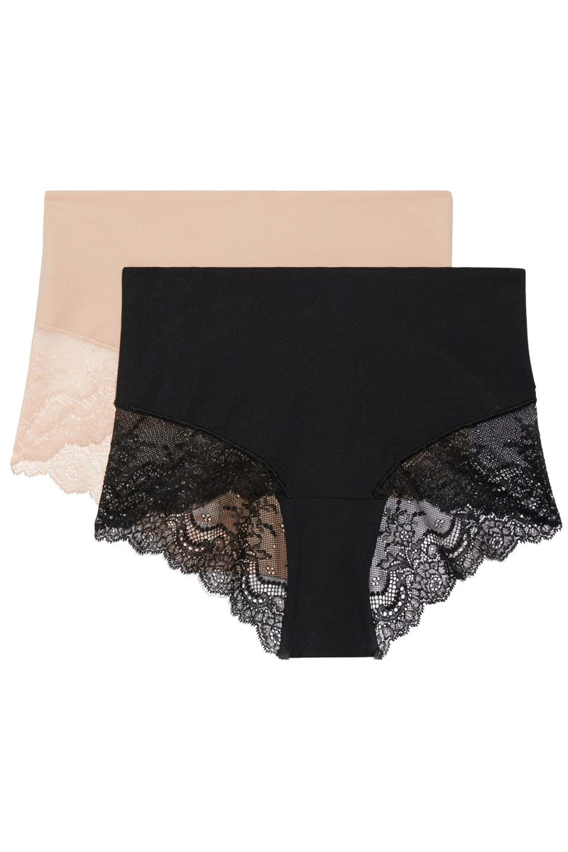 Click to Buy Undie-Tectable-Jersey-and-Lace-Briefs