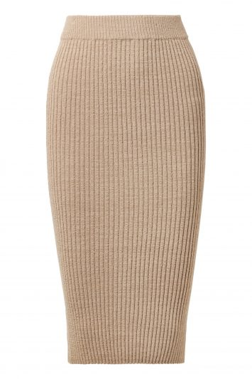 Click to Buy ELEVEN SIX Ribbed Skirt Online