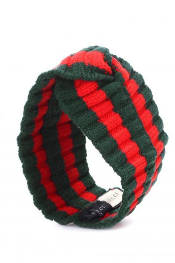 Click to Buy Gucci Striped Headband