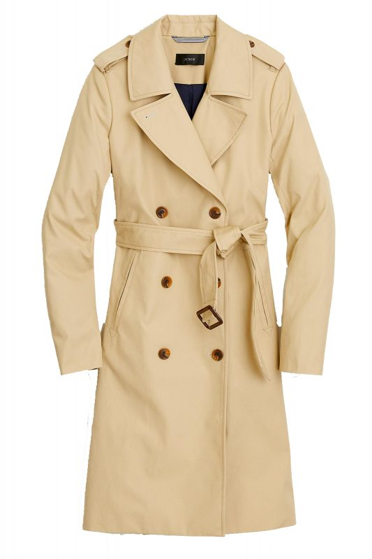 Click to Buy J.Crew-trench