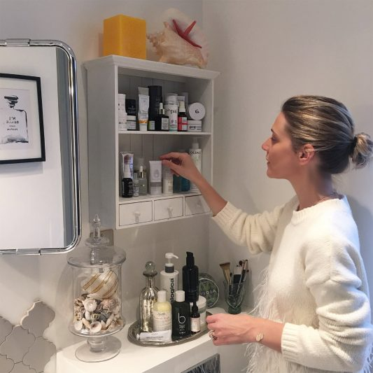 Click to Buy Laura's Beauty Cabinet