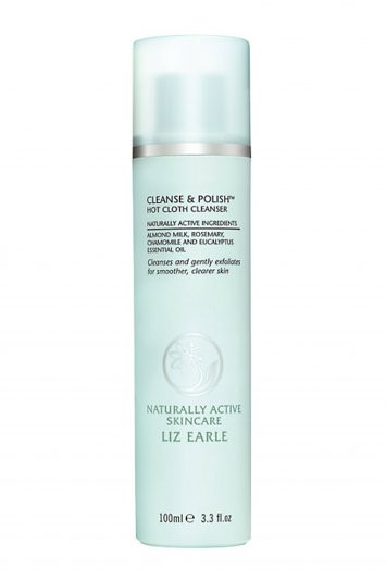 Click to Buy Liz Earle Hot Cloth Cleanser