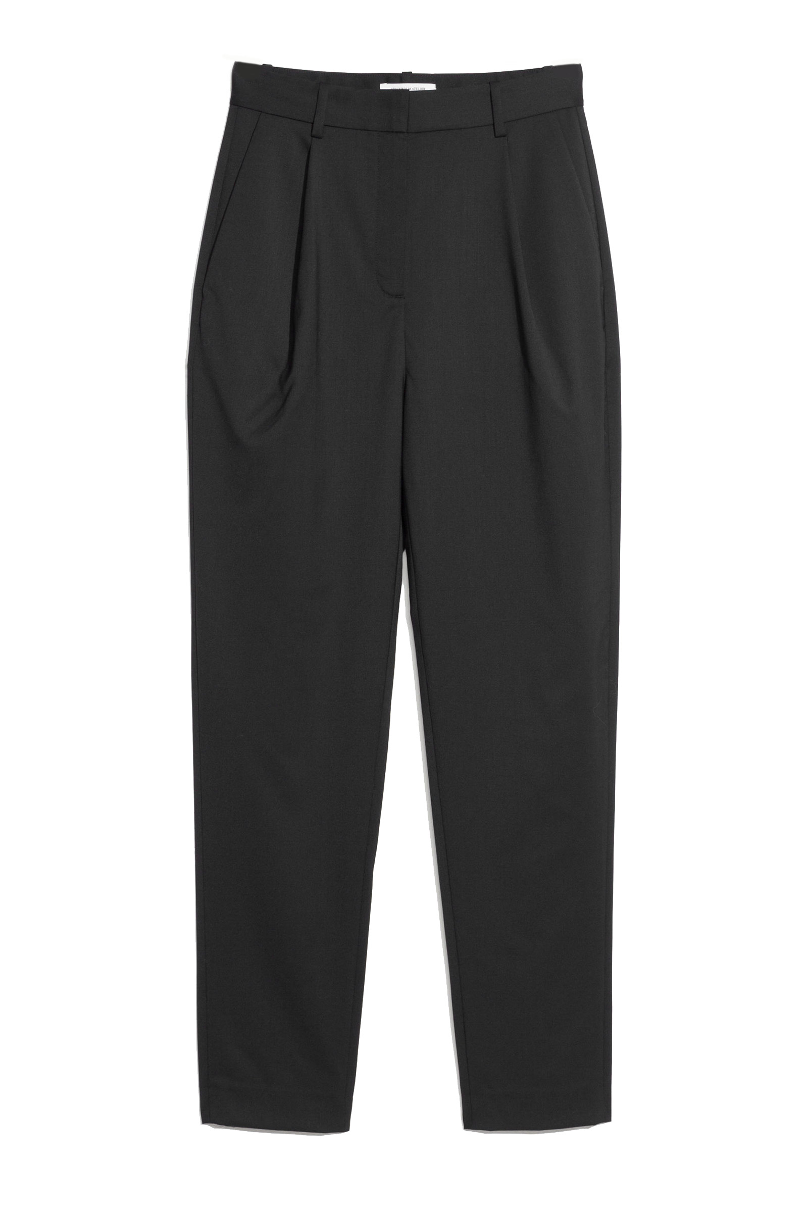 Click to Buy & Other Stories Tapered Black Trousers