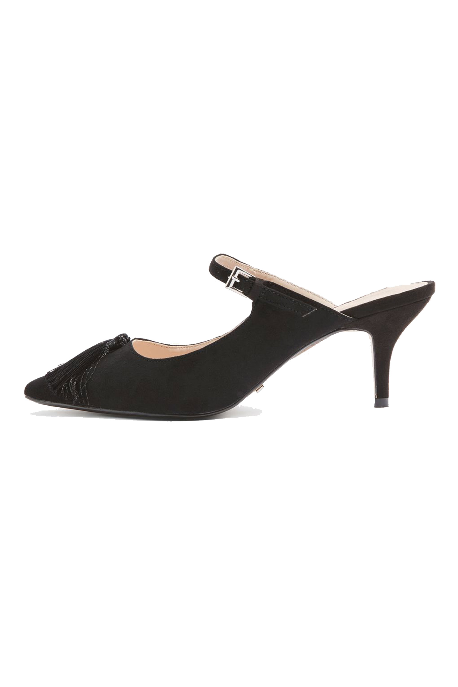 Click to Buy Topshop Black Mules