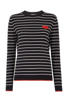 Click to Buy Whistles Striped Jumper Online