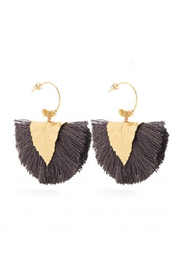 Click to Buy Elise-Tsikis-Grey-Earrings
