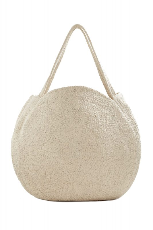 Click to Buy Mango Round Cotton Bag