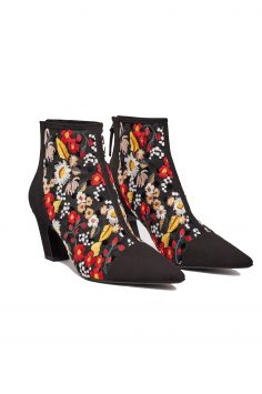 Click to Buy Mango-Floral-Boots