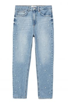 Click to Buy Mango Pearl Jeans