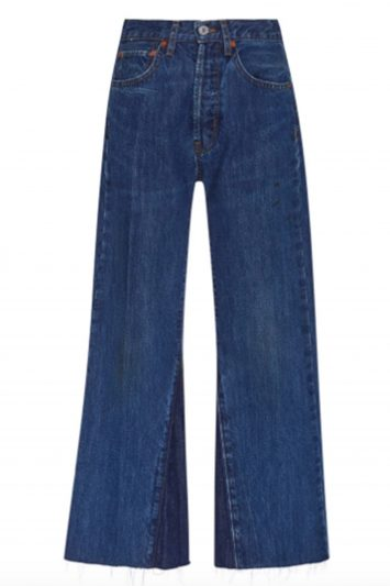 Click to Buy Re/Done Lendra Rigid Denim Jeans