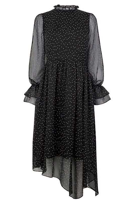 Click to Buy Warehouse Dot Printed Dress