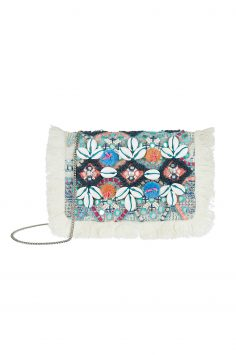 Click to Buy Accessorize Olivia Shell Wow Clutch