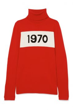 Click to Buy Bella Freud 1970 Wool Jumper