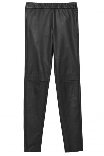 Click to Buy COS Leather Leggings