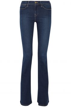 Click to Buy FRAME Le High Flare High Rise Jeans