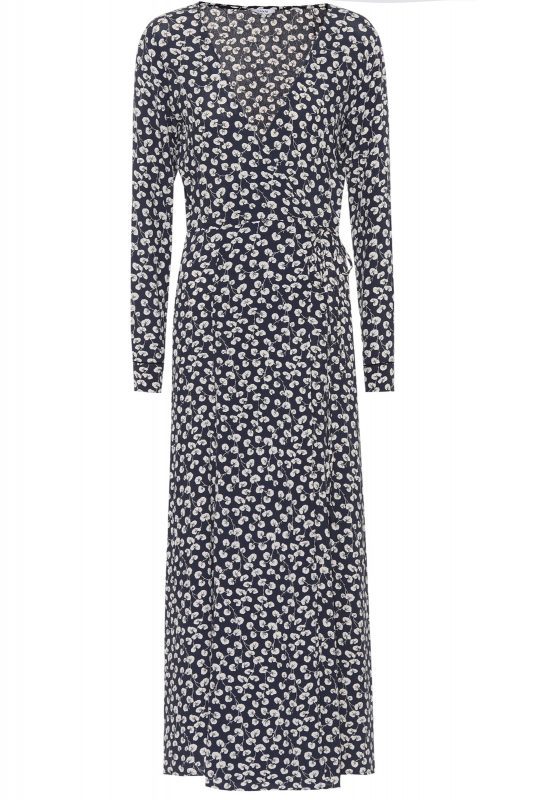 Click to Buy Ganni-Roseburg-Wrap-Dress