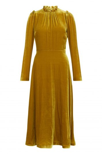 Click to Buy Hobbs Yellow Dress
