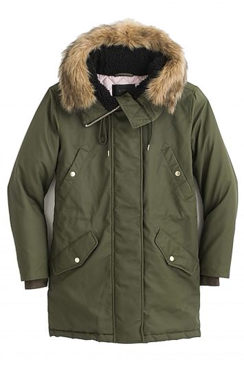 Click to Buy J. Crew Perfect Winter Parka