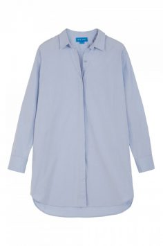 Click to Buy M.i.h Jeans Oversized Blue Shirt