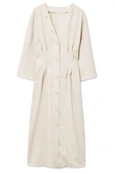 Click to Buy Mango-Linen-Dress
