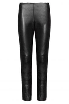 Click to Buy Marks & Spencer Autograph Leather Leggings