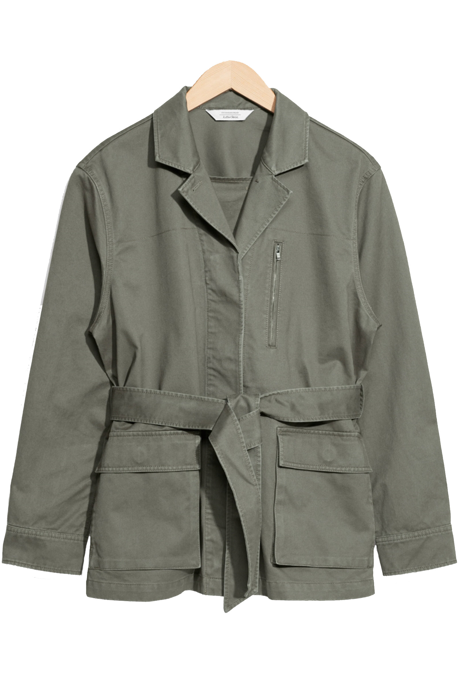 Click to Buy & Other Stories Green Jacket Online