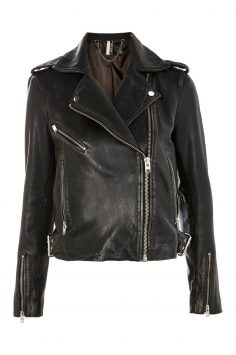 Click to Buy Topshop Leather Jacket