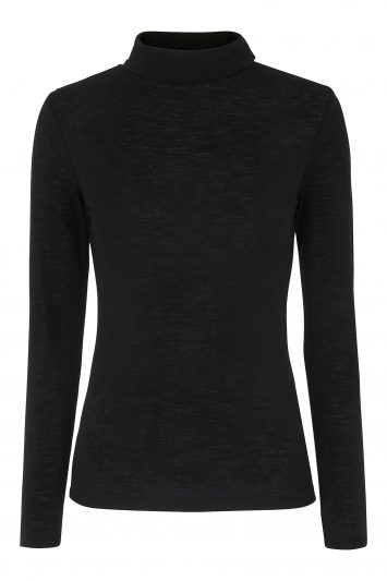 Click to Buy Whistles Polo Neck Jumper
