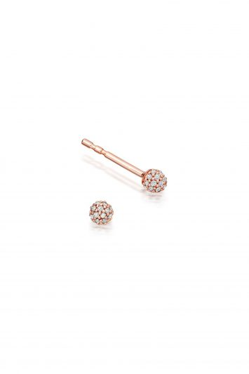 Click to Buy Astley Clarke Ball Diamond Stud Earring