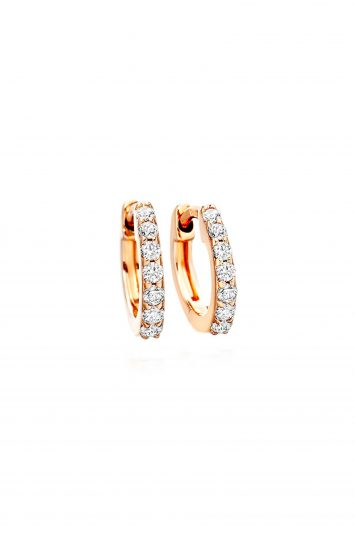 Click to Buy Astley Clarke Diamond Hoop Earrings