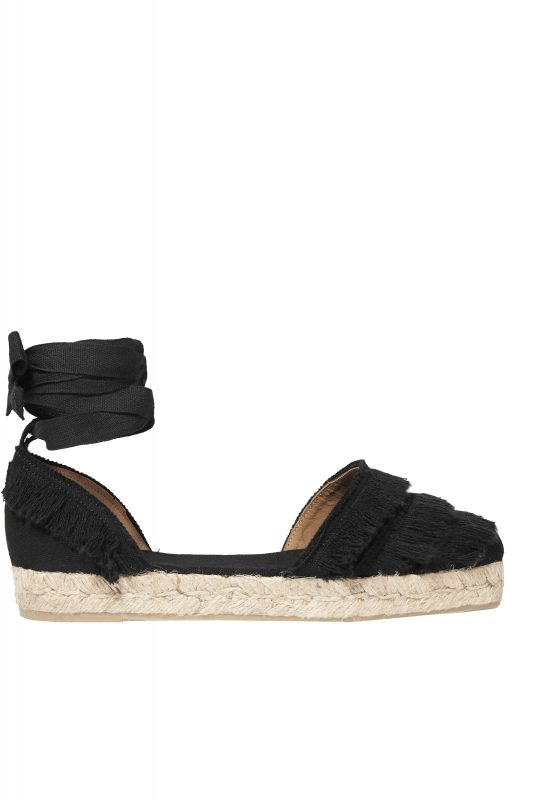 Click to Buy Castañer Fringed Espadrilles