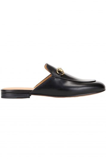 Click to Buy Gucci Princetown Leather Slippers