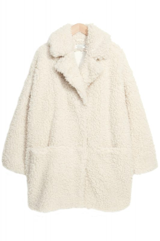 Click to Buy & Other Stories Teddy Coat