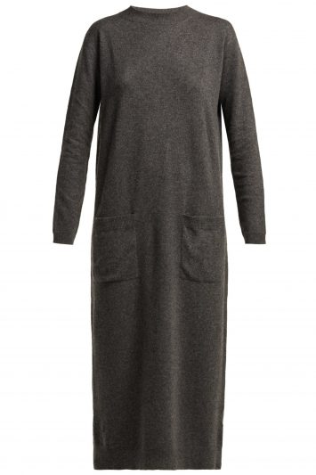 Click to Buy Raey Grey Dress