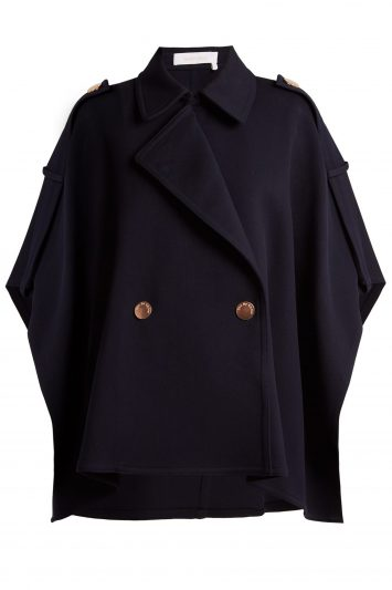 click to buy see by Chloe cape