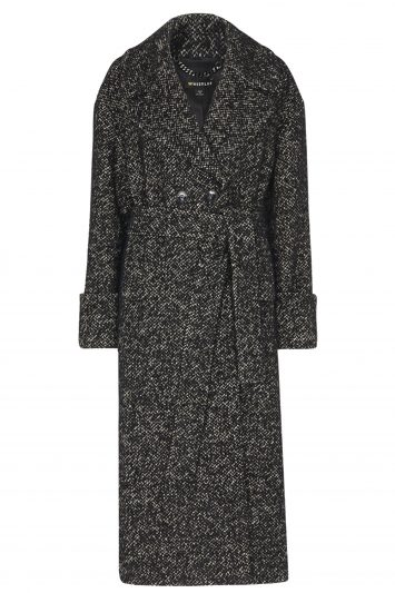 Click to Buy Whistles Coat