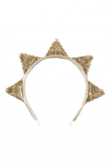 Click to Buy Woodstock Star Headband Online