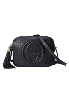 Click to Buy Gucci Soho Leather Disco Bag